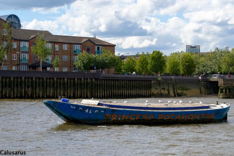 Bateau Londres