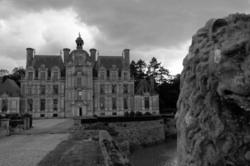 Chateau N&B Eure