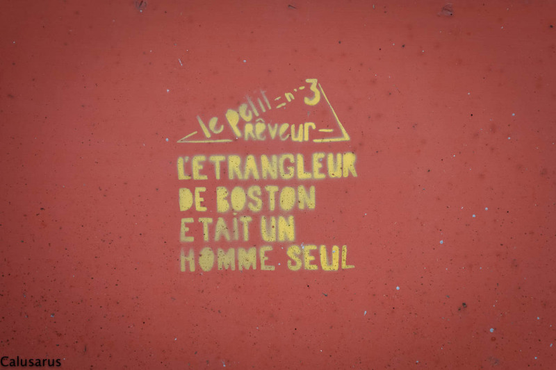 Graffiti Isere Roybon