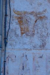 Graffiti ancien ardeche