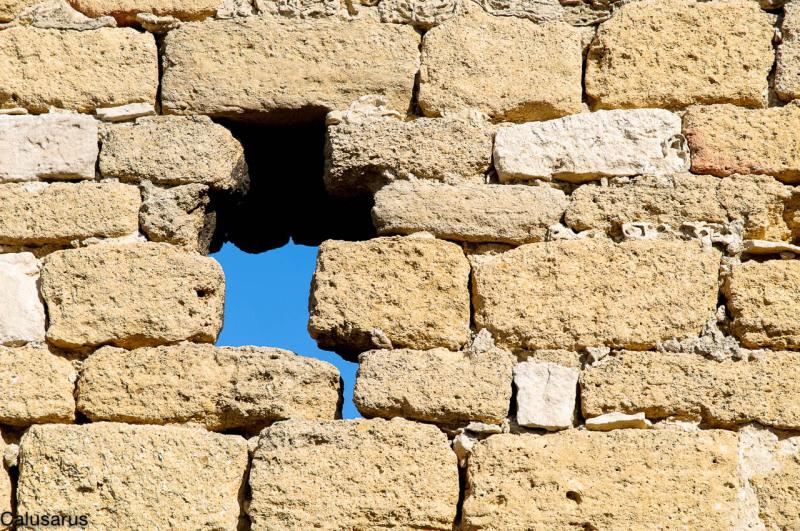 Fenetre Mur Drome 26 Chamaret