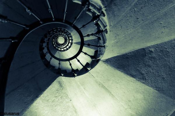 Escalier chambery