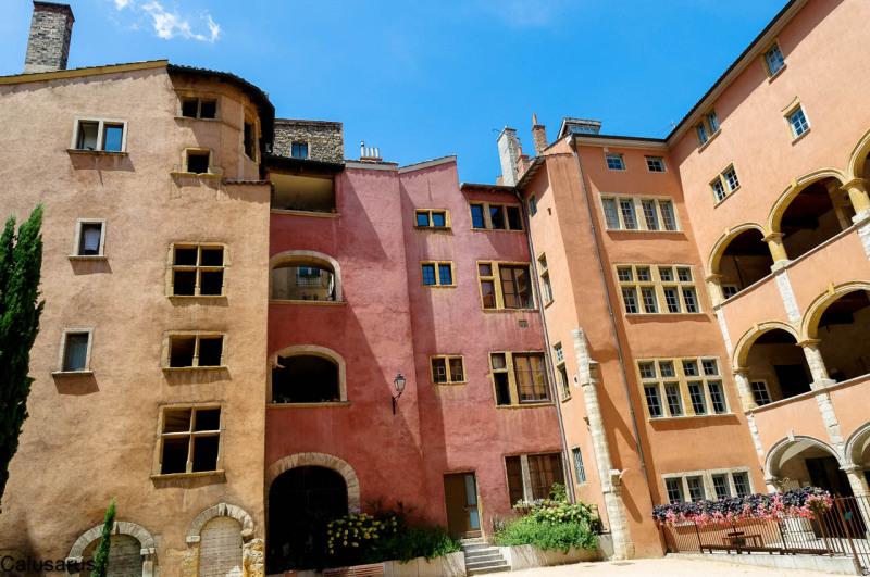 Lyon couleurs