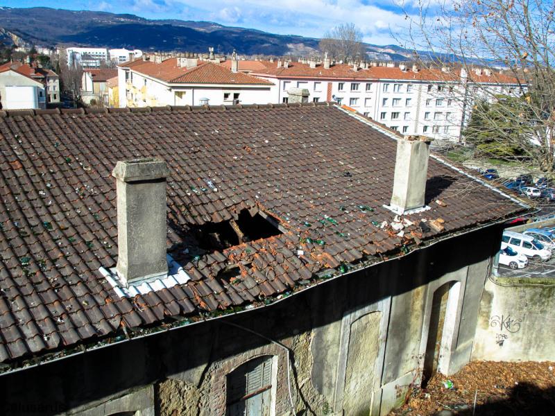 Toit ville Valence Drome 26