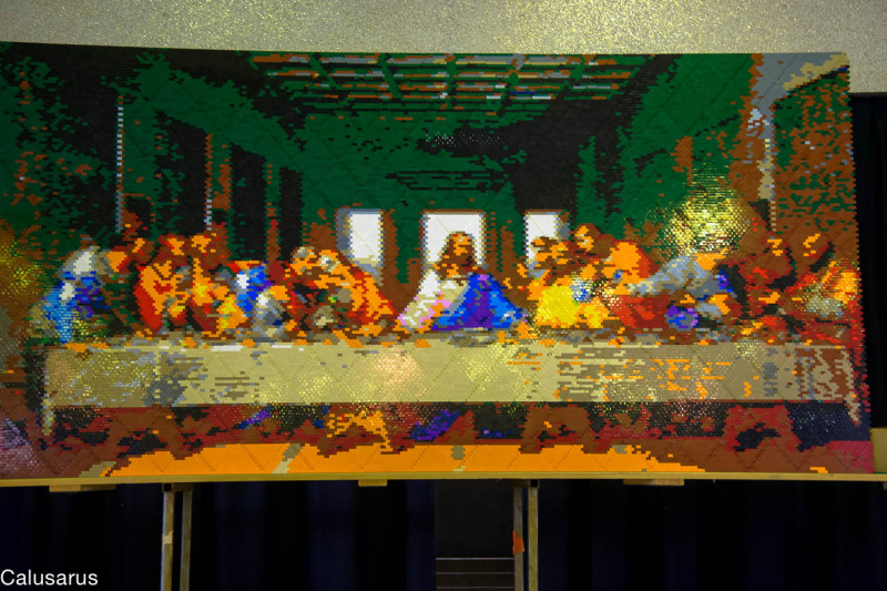Peinture Lego Drome 26 Etoile-Sur-Rhone