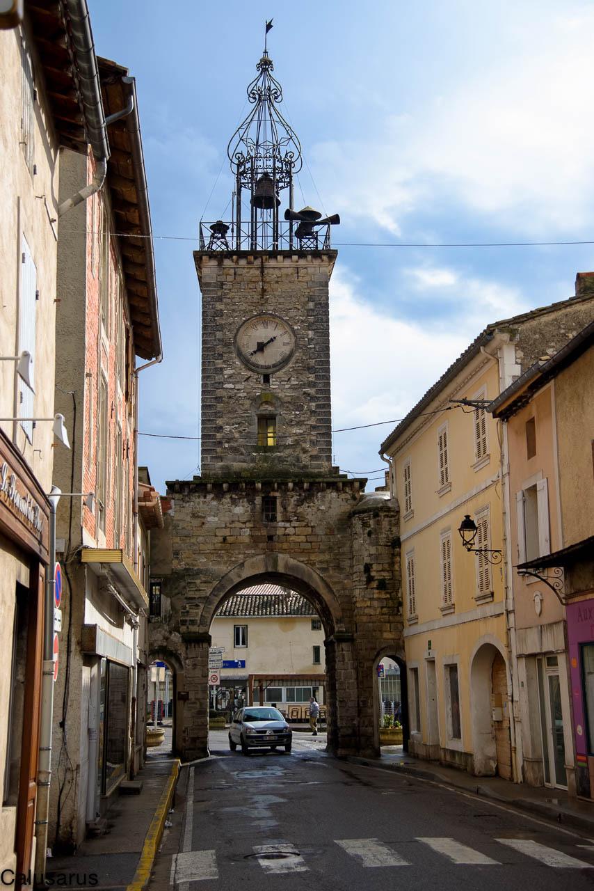 Thor Vaucluse rue tour