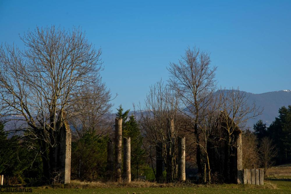 Drome 26 paysage Montvendre