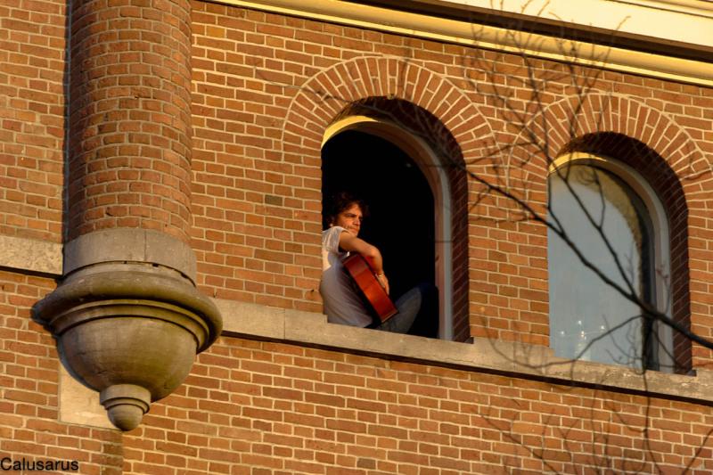 Musicien Amsterdam
