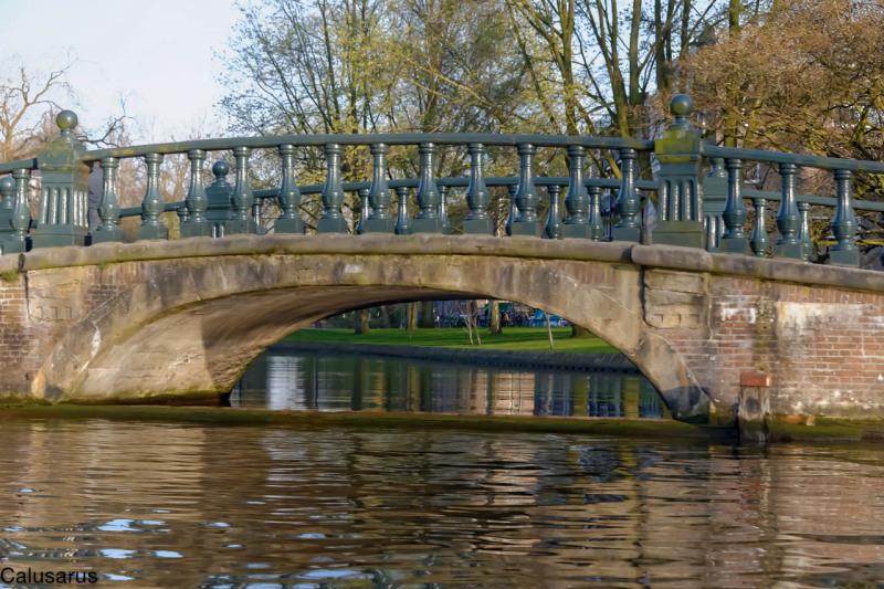Pont canal amsterdam