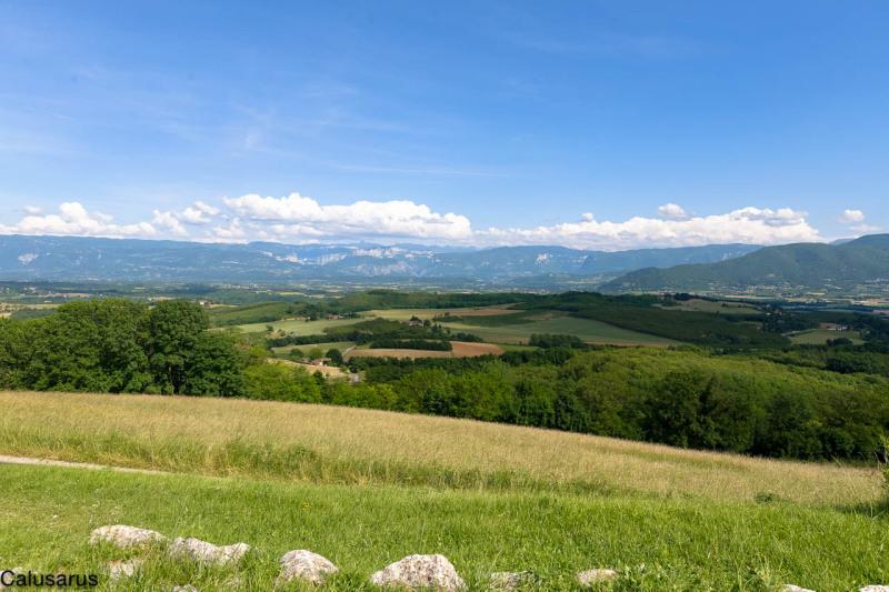 Paysage Isère Saint-Lattier