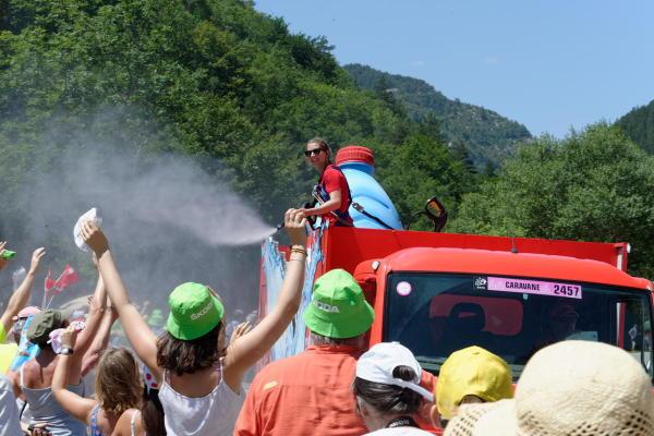 Drome 26 Valdrome Tour de France