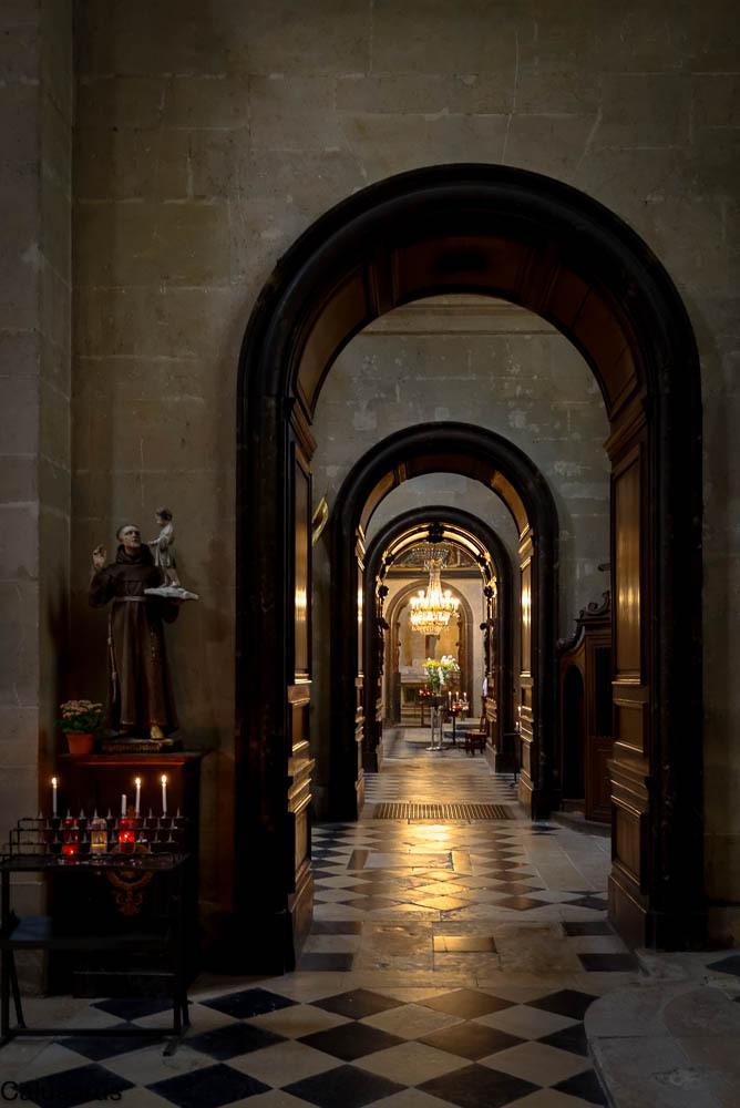 Corridor Paris Lumière