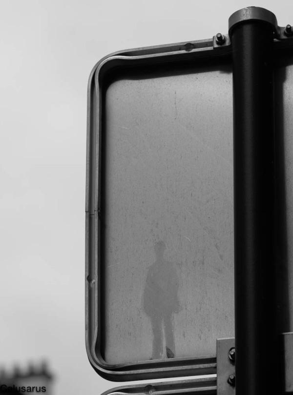Silhouette panneau Paris