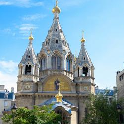 Paris Eglise