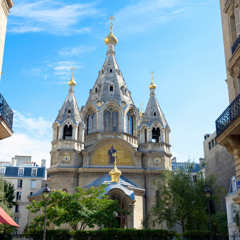Paris Eglise