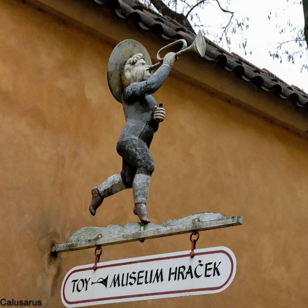 Enseigne Prague