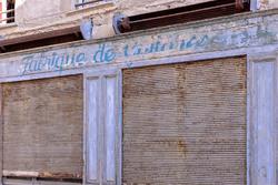 Magasin ruine Drome 26 Romans-sur-Isere