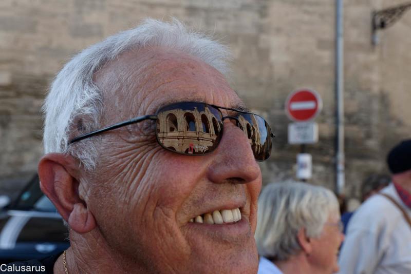 Portrait Arles Reflet