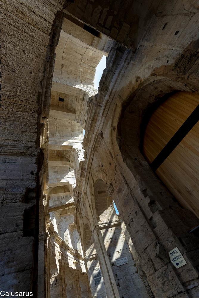 Architecture Arles Arene