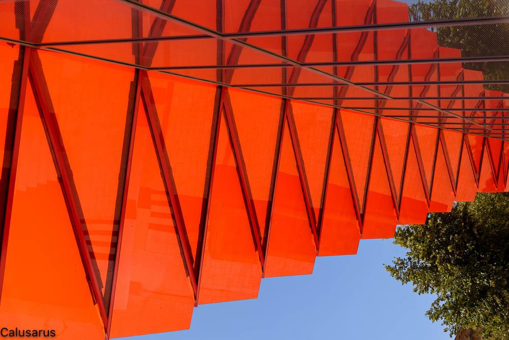 Rouge Metz conceptuel