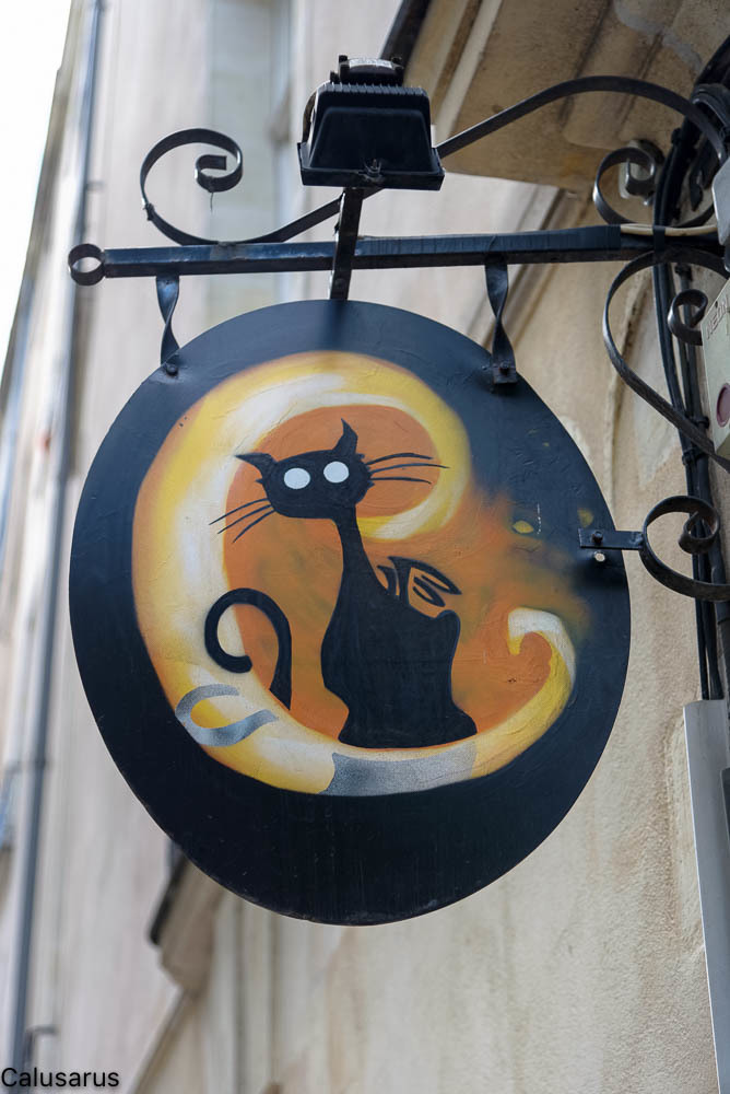 Enseigne animal Nantes