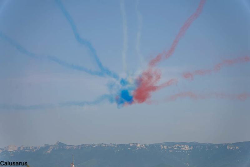 Chabeuil Drome 26 Paris ciel