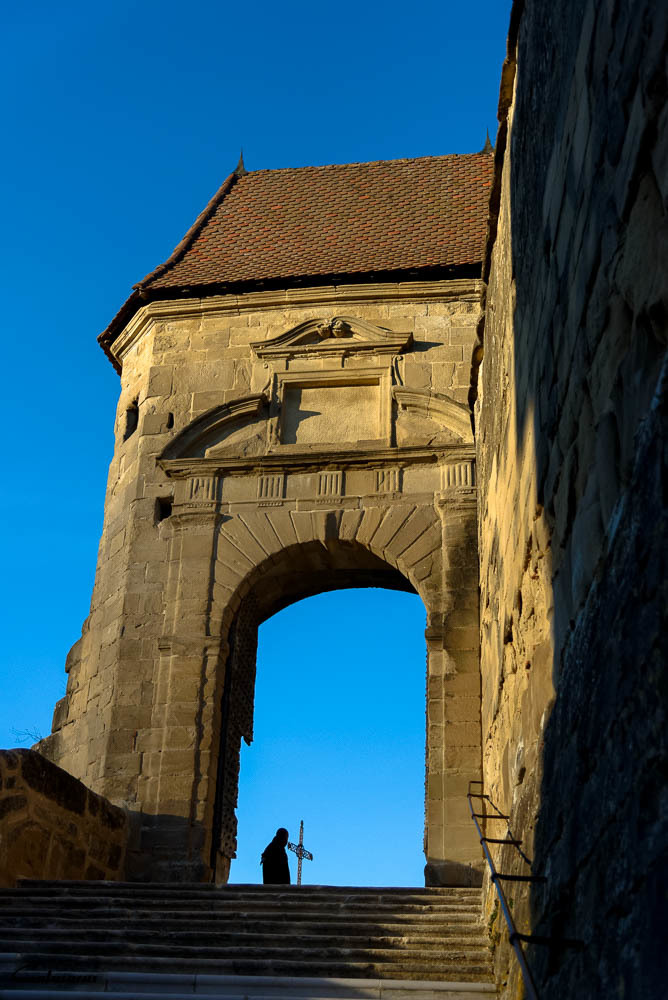Escalier Saint-Antoine L'Abbaye 38