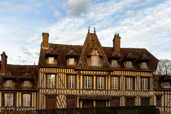 Maison architecture Eure
