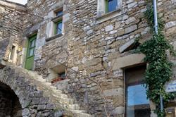 Drome Chamaret 26 mur