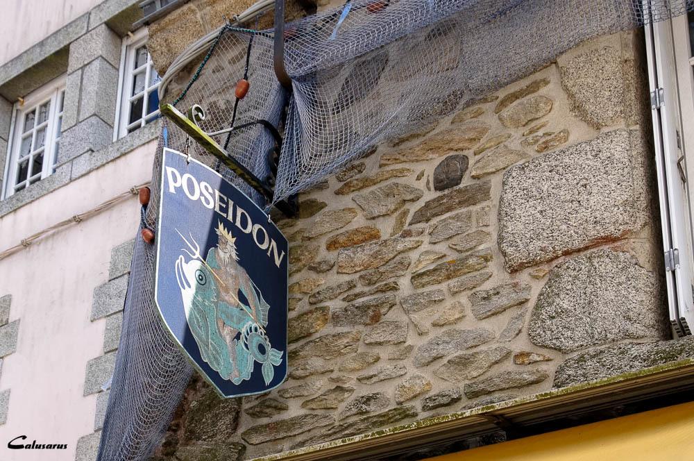 Enseigne Bretagne Finistère Concarneau