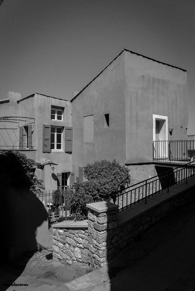 Architecture N&B Vaucluse