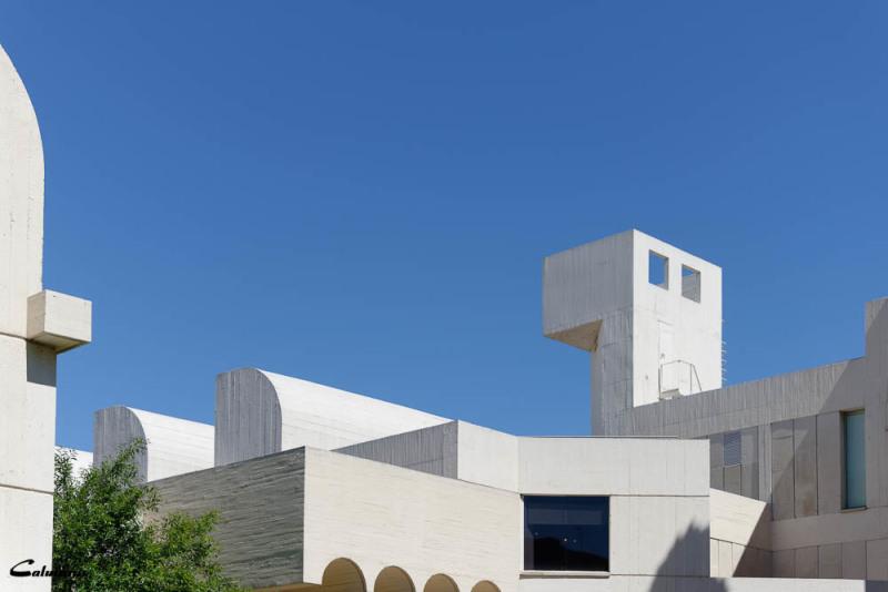 Barcelone Architecture fondation Miro