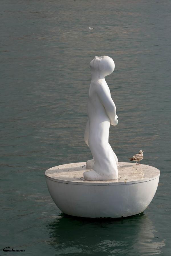 portrait espagne mer