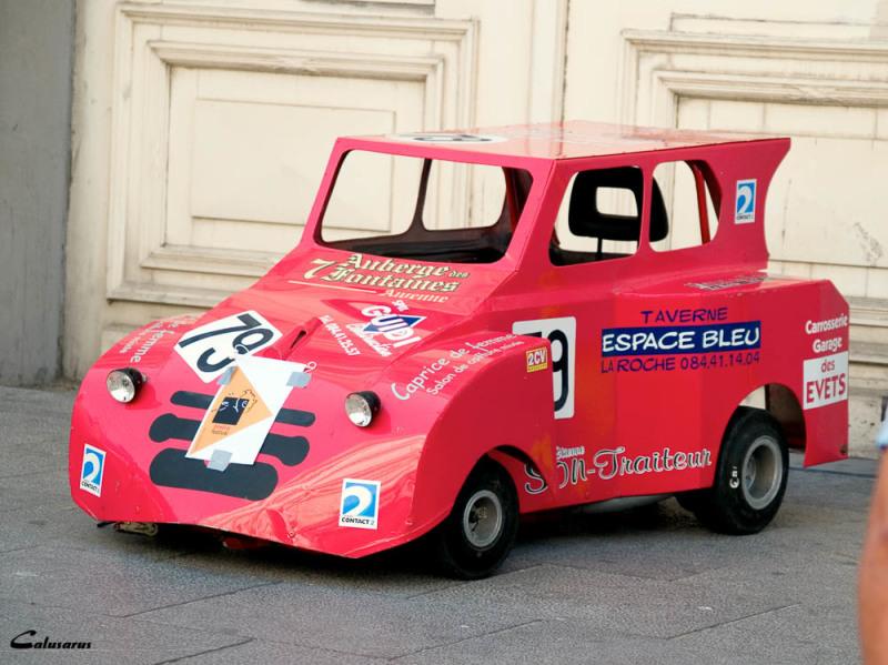 Automobile Belgique