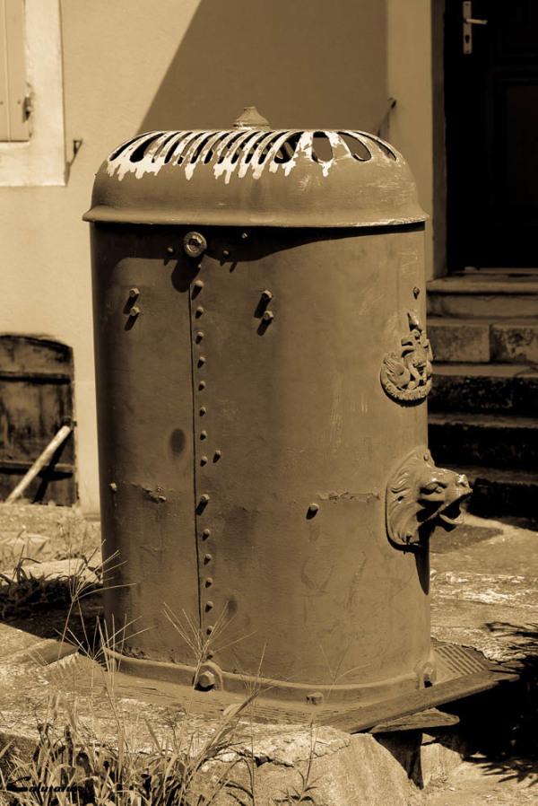 Fontaine Sepia Drome 26 Montboucher-sur-Jabron
