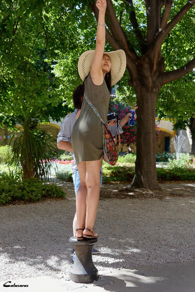 Portrait femme Arles