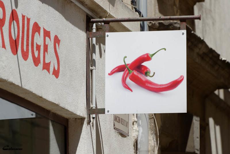 Enseigne Arles nourriture