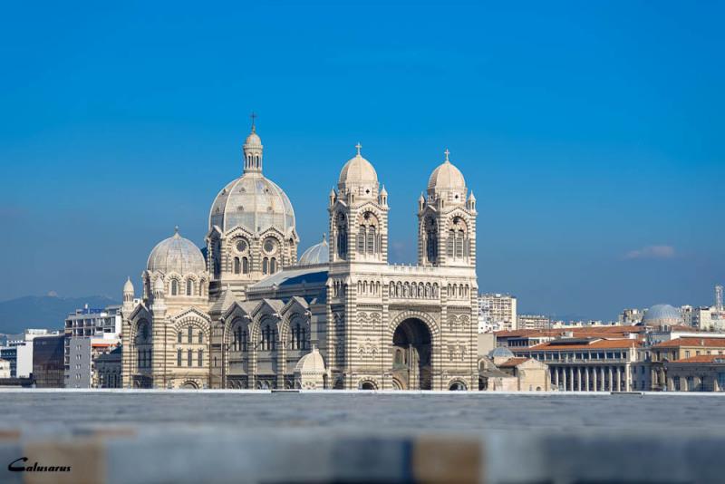 Cathédrale Marseille