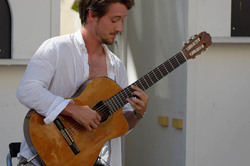 Portrait musicien Avignon