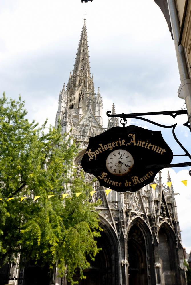 Enseigne Rouen