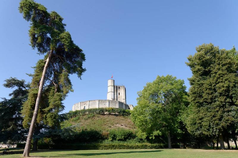 Paysage chateau Gisors