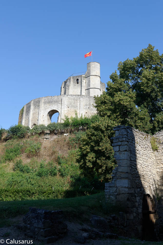 Chateau Eure Jardin
