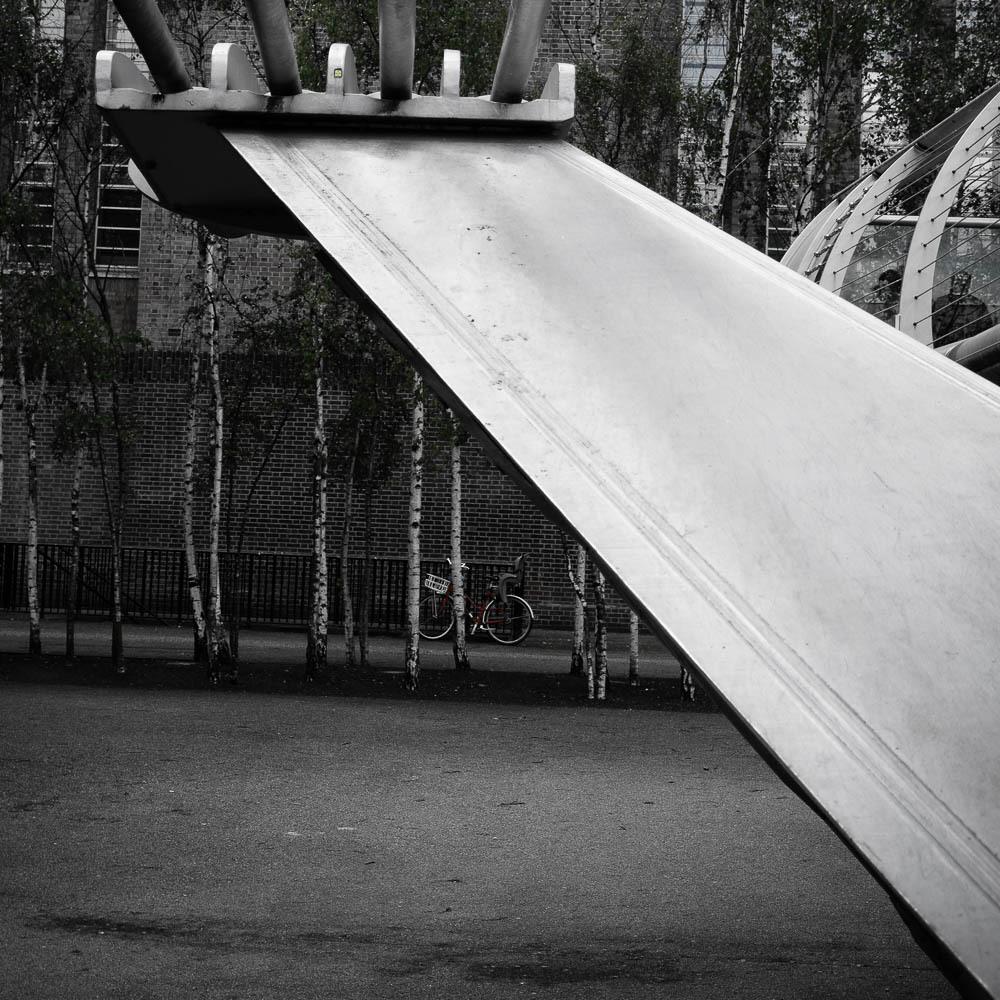 Londres N&B Pont