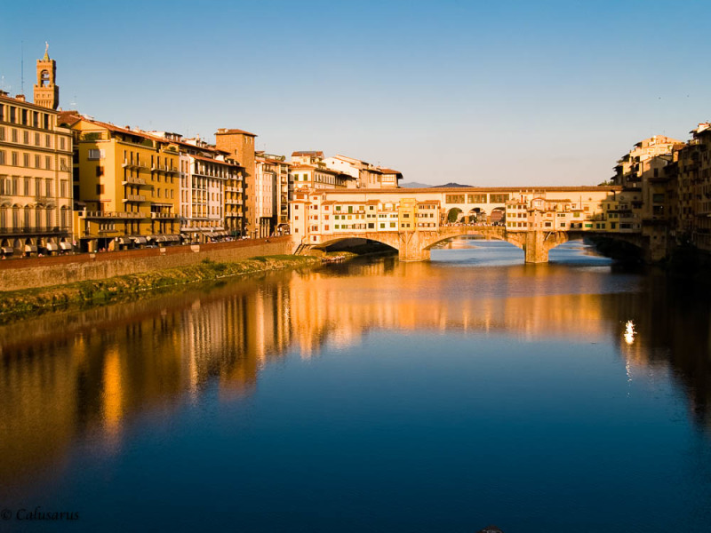 Paysage Italie Pont