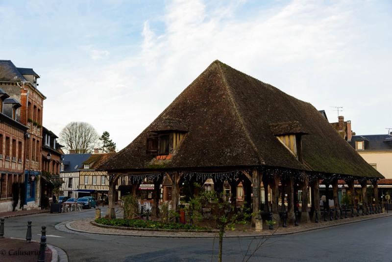 Halle Eure Normandie Lyons-La-Foret