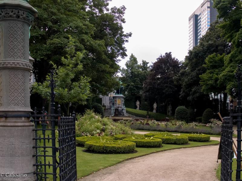 Jardin BRuxelles