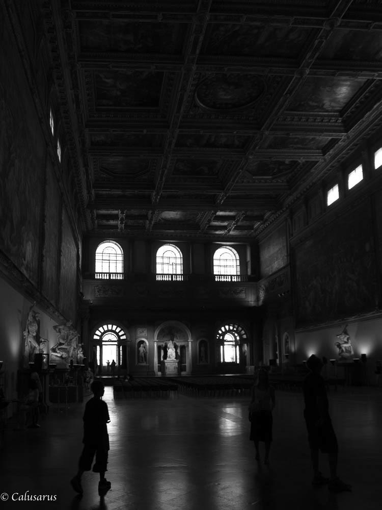 Florence Musee N&B