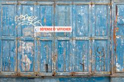 Porte Fenêtre Graffiti