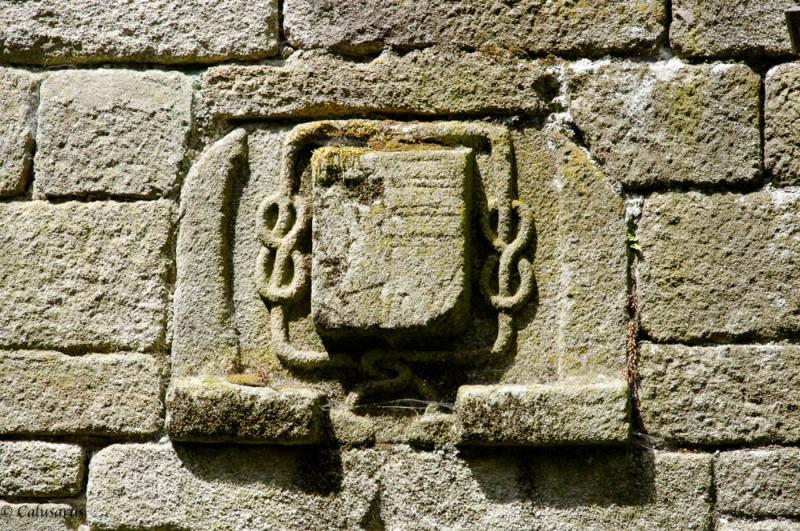 Mur sculpture Bretagne