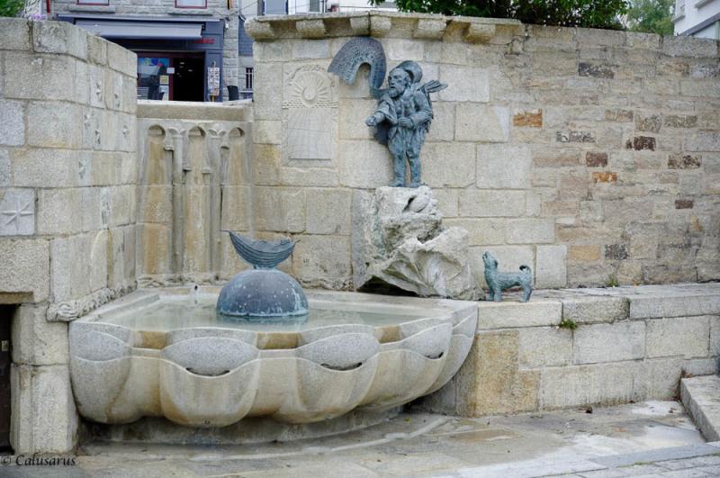 Fontaine Bretagne Plougastel